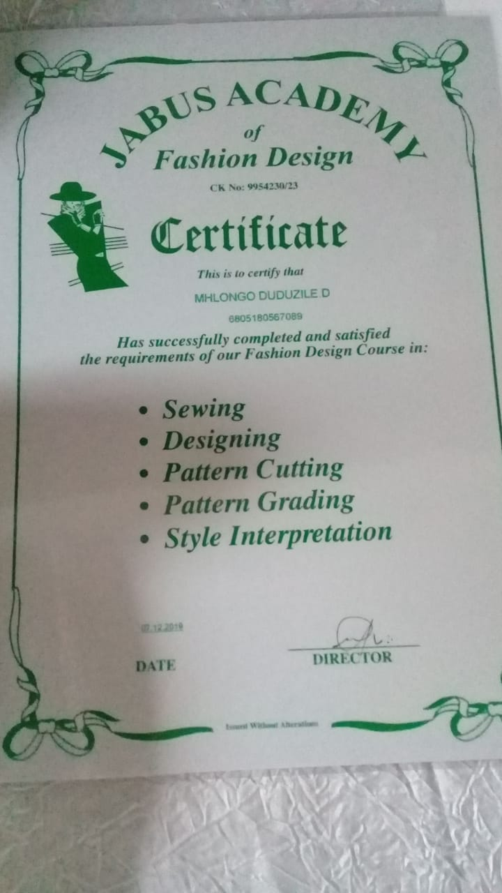Certificate-Fashion-D.